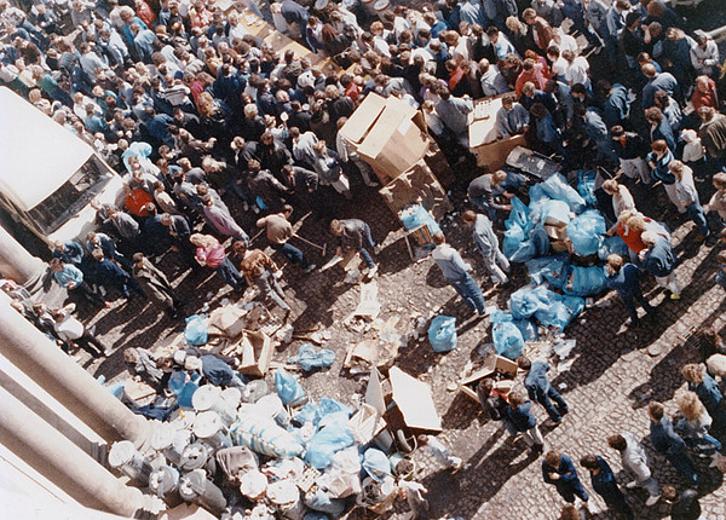 Prager Botschaft 1989