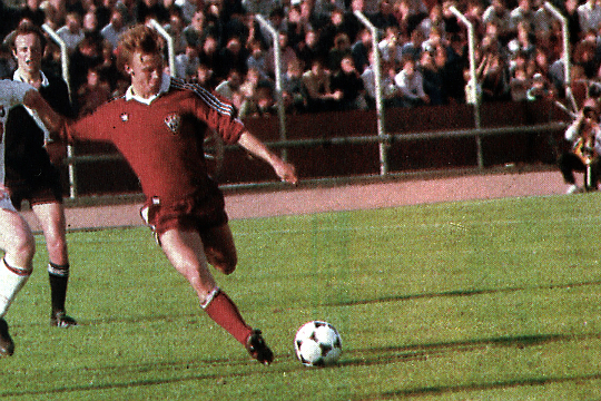 Andreas Thom für den BFC Dynamo