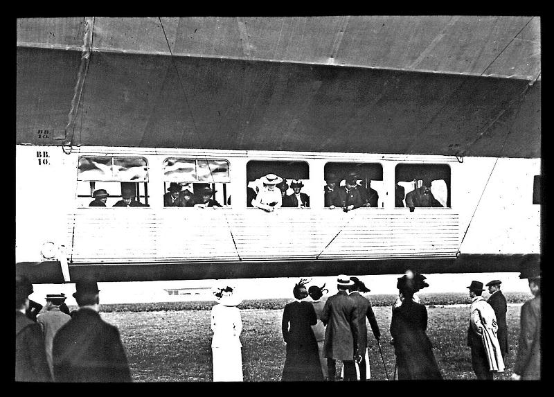 Zeppelin LZ 13