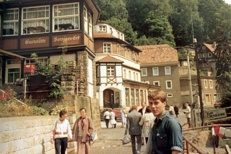 DDR Urlaub 1987