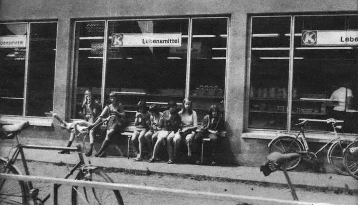 Alles grau? Die Wahrnehmung der DDR.
