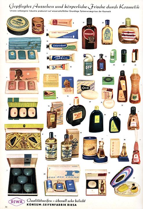 Katalog 1961/62
