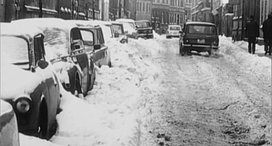 DDR Winterkatastrophe 78/79