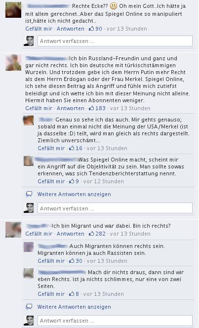 Facebook Spiegel