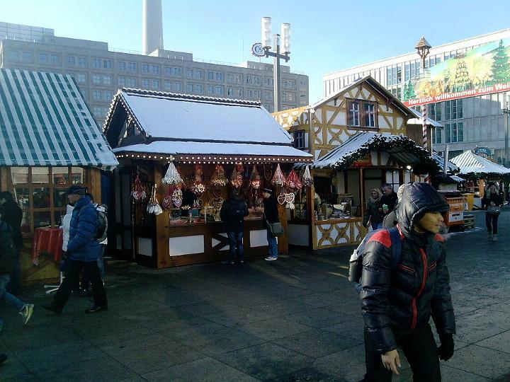 Weihnachstmarkt am Mittag